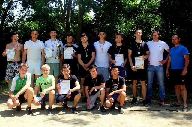 Развитие и поддержка детско-юношеского спорта