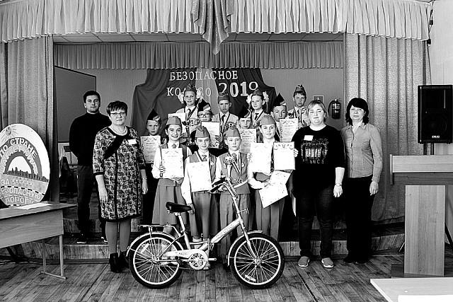 Районный конкурс-фестиваль юных инспекторов движения  «Безопасное колесо — 2019»
