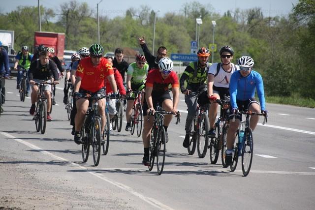 Межмуниципальный велопробег «Дорогами Победы»