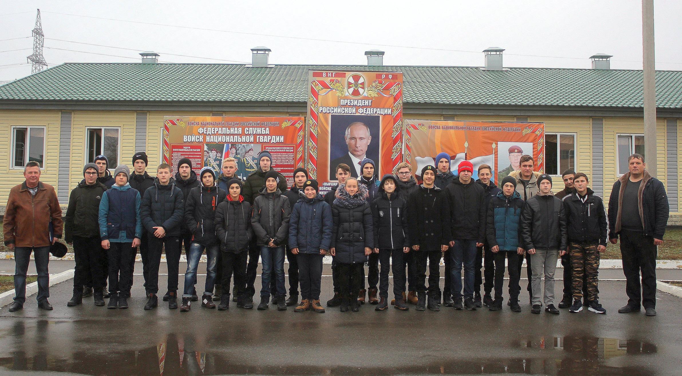 Донцы Романовского юрта готовятся пополнить ряды вооруженных сил России