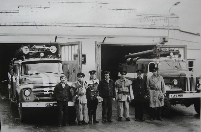30 апреля — 370 лет Российской Пожарной охране
