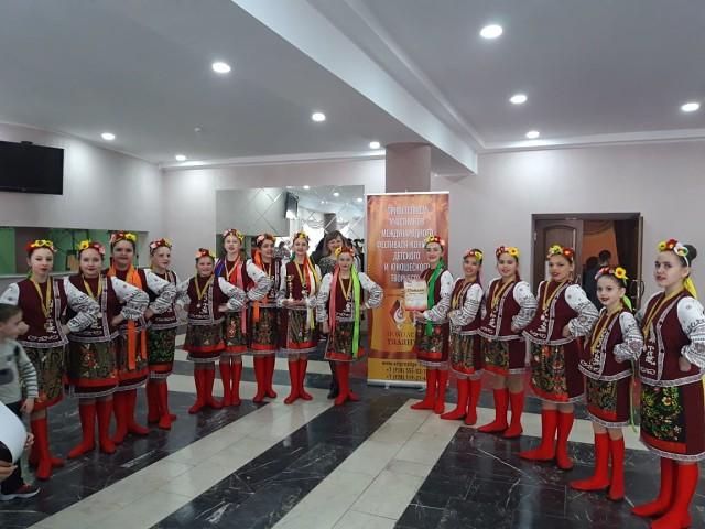 Школа танца «Грация» Татьяны Бариновой
