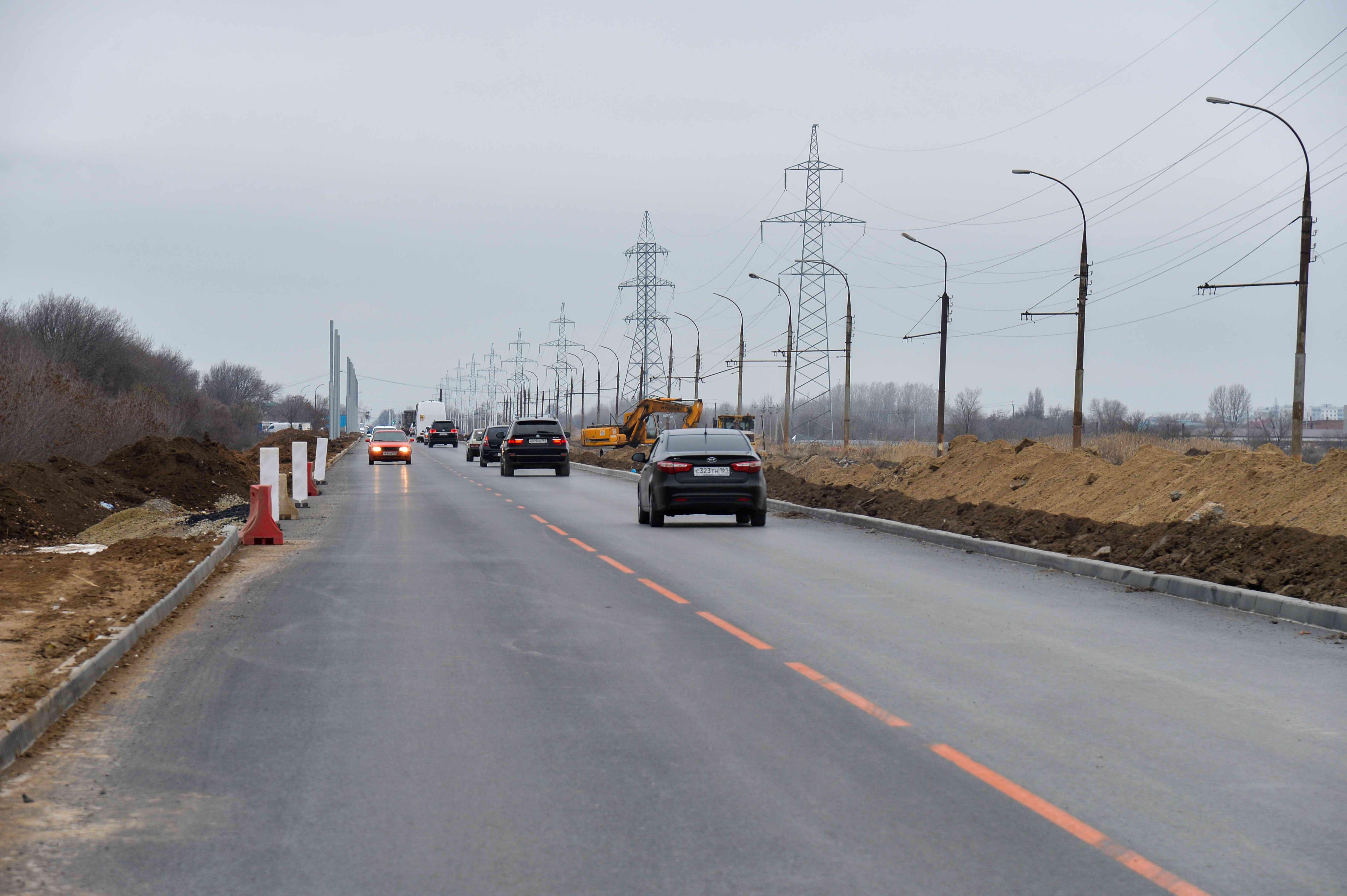 Реконструкция стратегически важной для региона дороги завершится к 2022 году