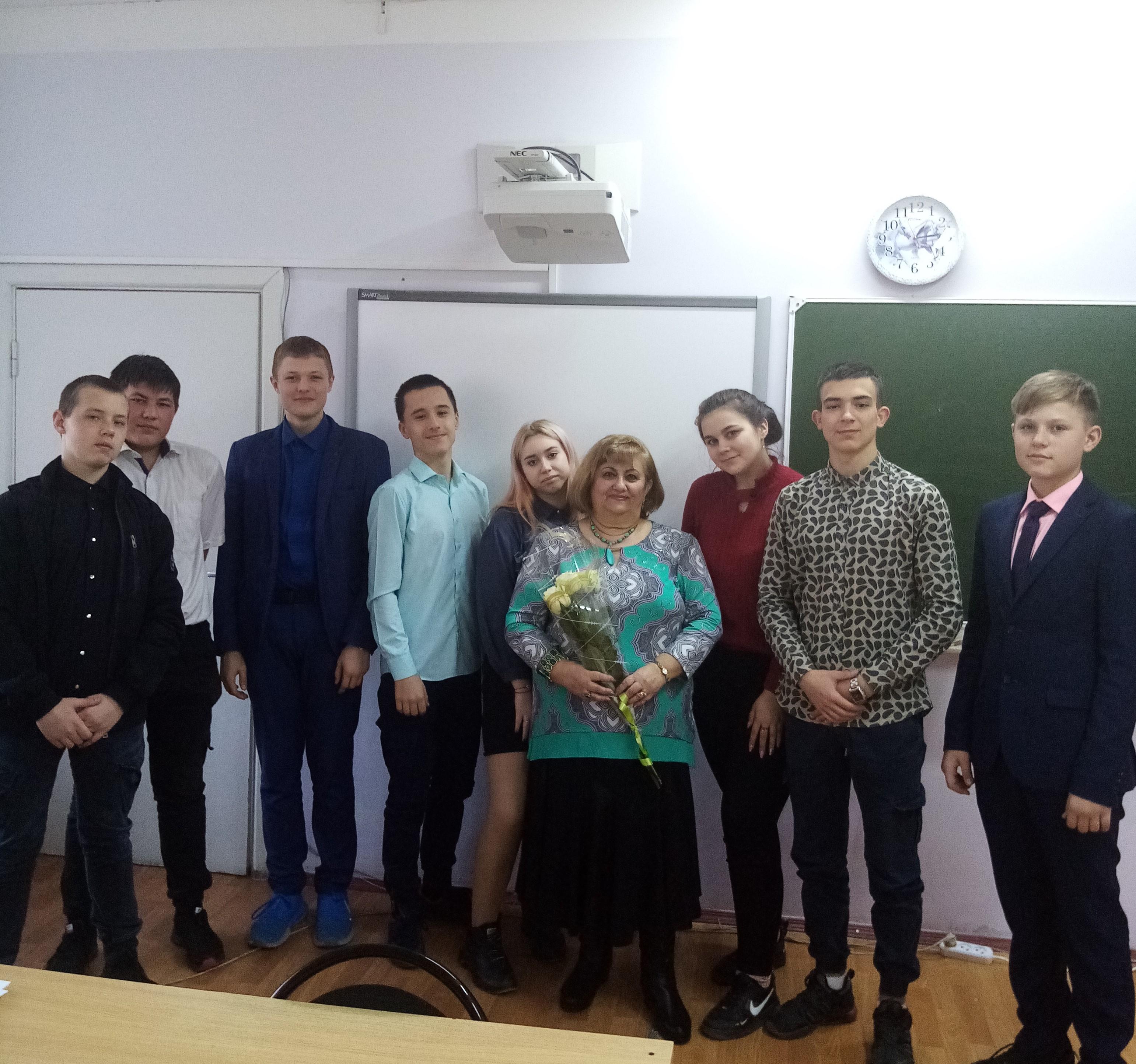 День профориентации в Романовской школе
