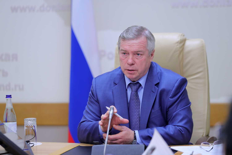 Василий Голубев ввел новые ограничения   для противодействия коронавирусу