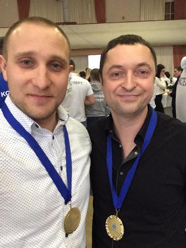 Максим Ковалев — чемпион REASkills-2020
