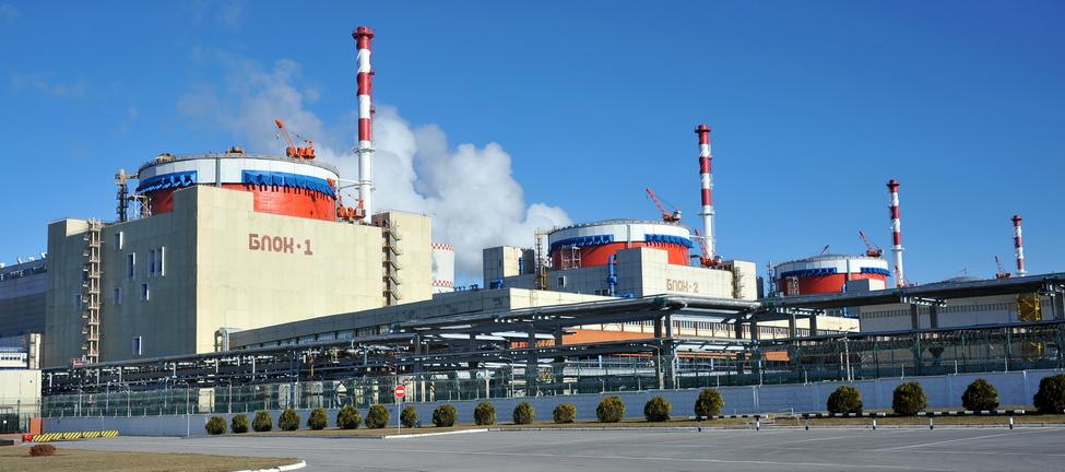 Ростовская АЭС: энергоблок №1 после планового ремонта включен в сеть