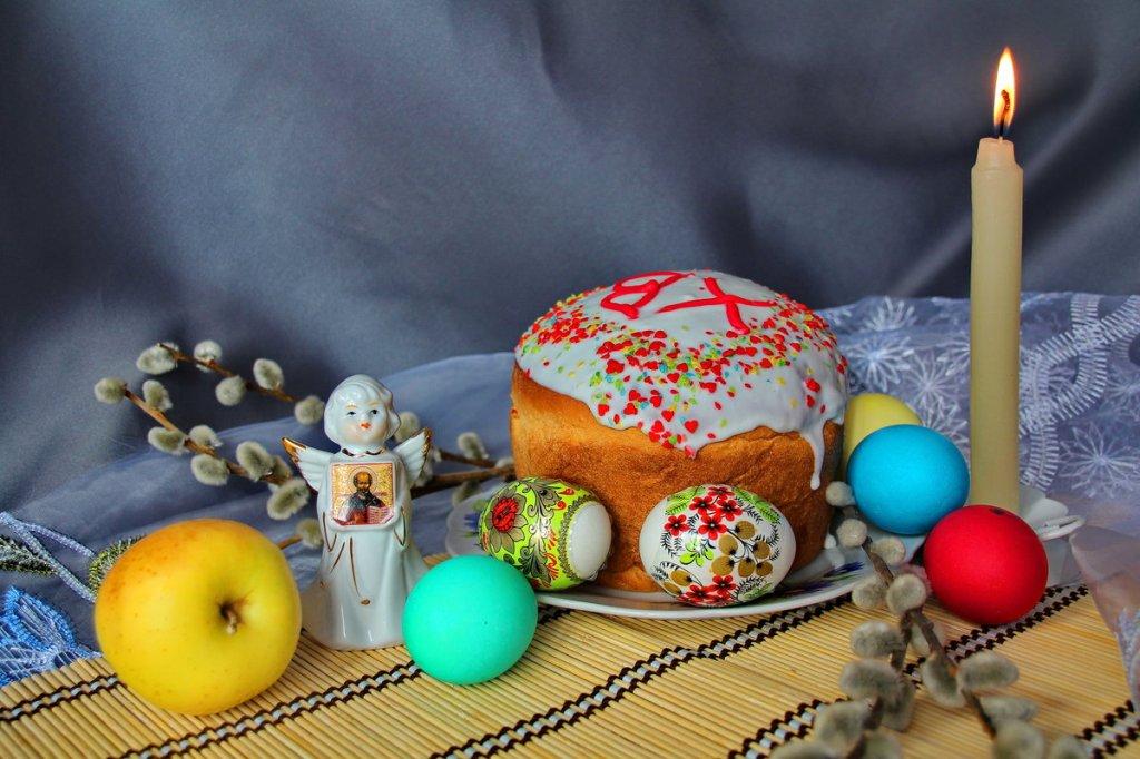 Уважаемые жители  Волгодонского района! С праздником святой Пасхи!