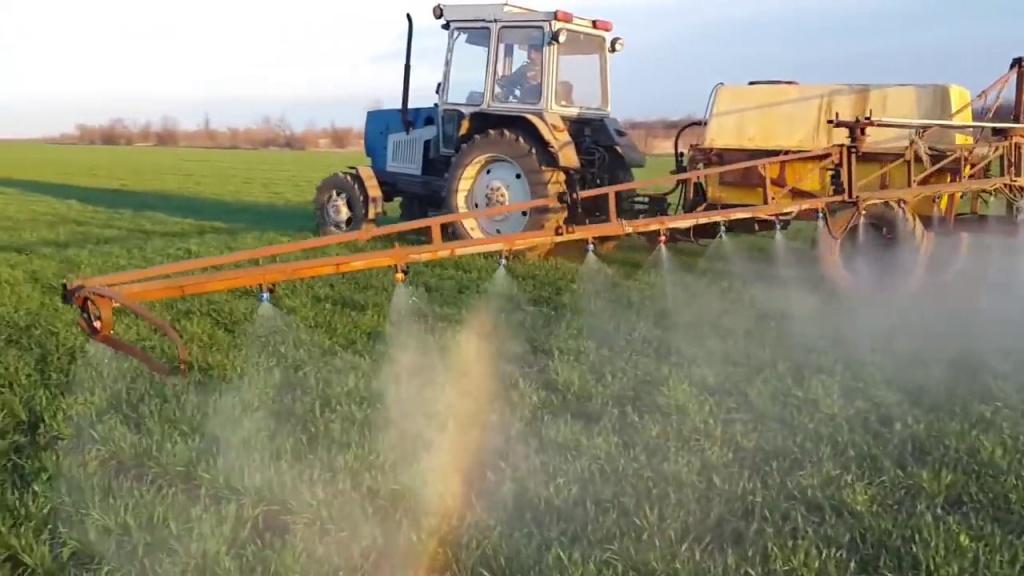Весенне-полевые работы продолжаются