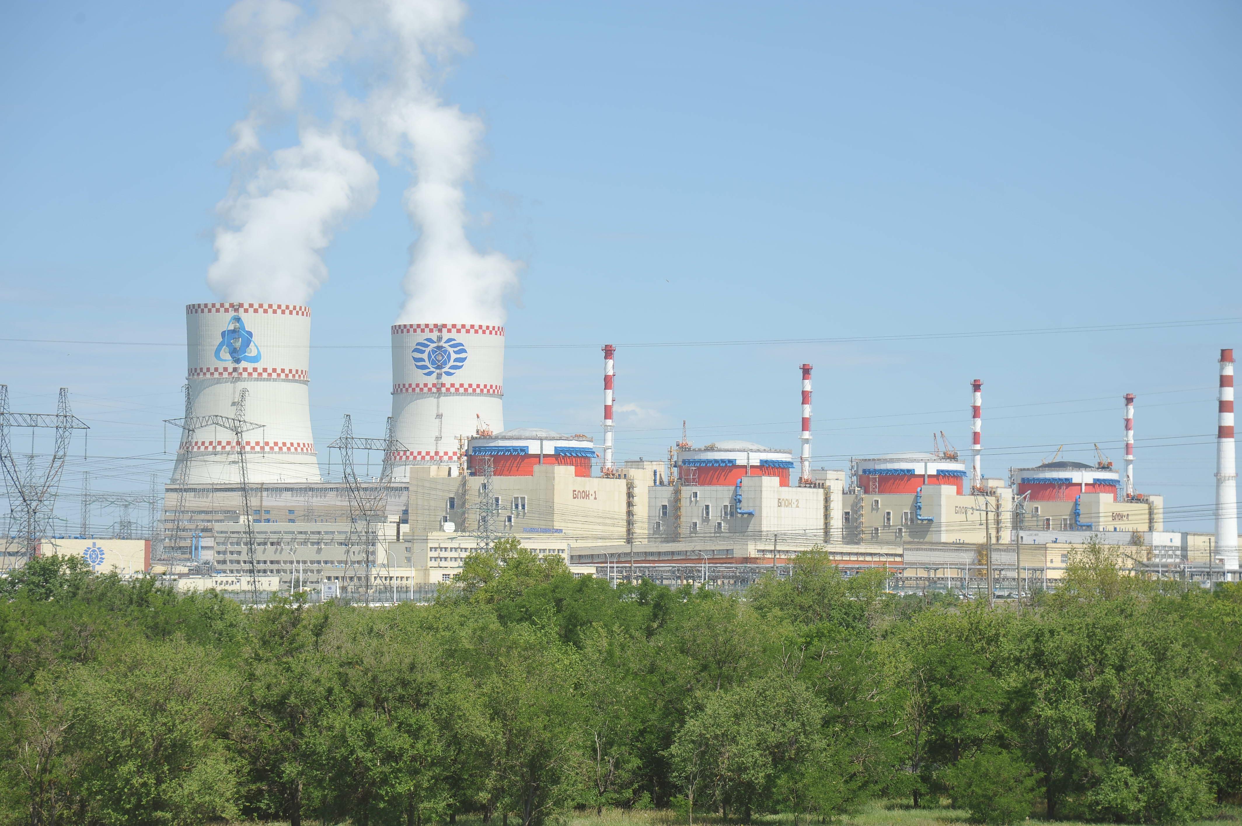 Ростовская АЭС: на контрольно-пропускных пунктах атомной станции внедряется интеллектуальная система биометрической идентификации