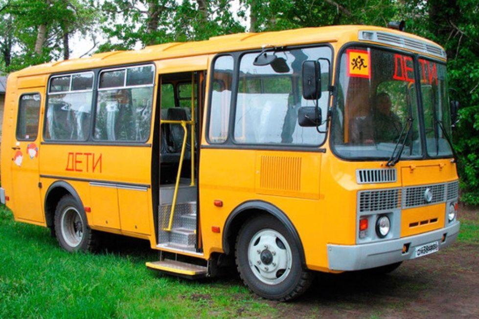 Ещё три автобуса получили школы Ремонтненского района