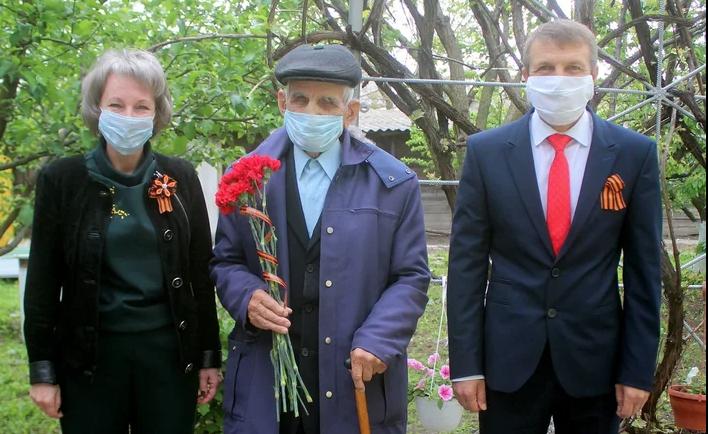 В Волгодонском районе отпраздновали 75-летие Великой Победы