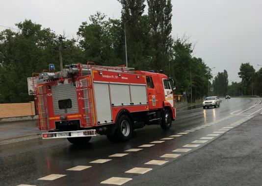 Областные спасатели и специалисты МЧС информируют  жителей  Дона о необходимости соблюдения «масочного режима»