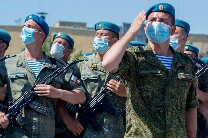 Впервые за последние годы на параде Победы в Ростове-на-Дону пройдут десантники