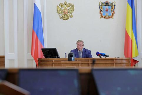 Донское правительство рассматривает новый пакет мер поддержки предпринимателей