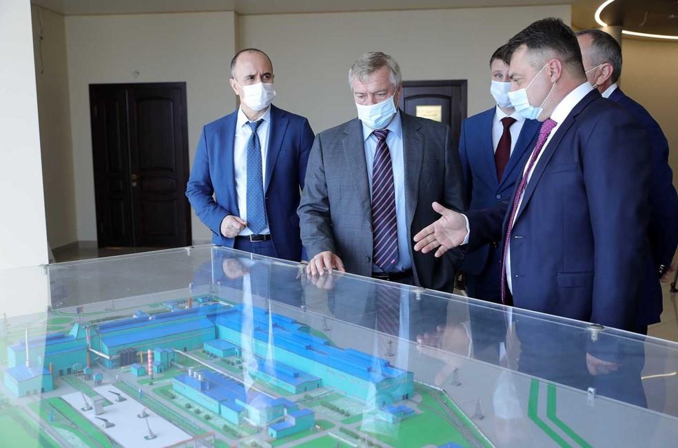 В экономику Дона привлечено инвестиций на 283 миллиарда рублей