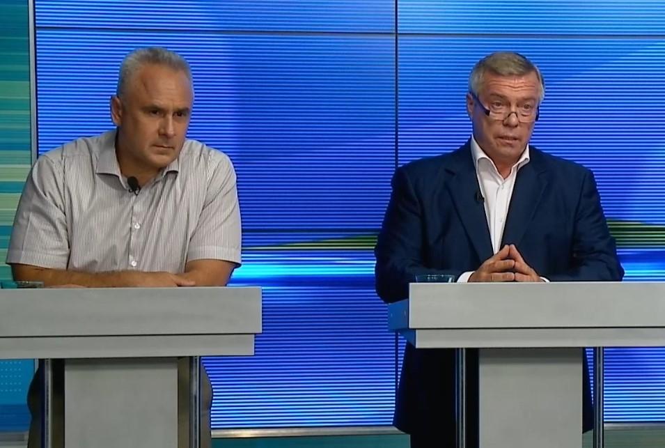 Василий Голубев: «Я должен быть там, где люди»