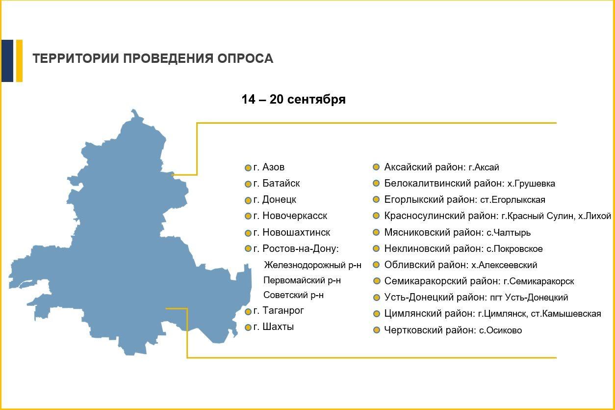 Как активно жители Дона пользуются информационными технологиями, покажет опрос Ростовстата