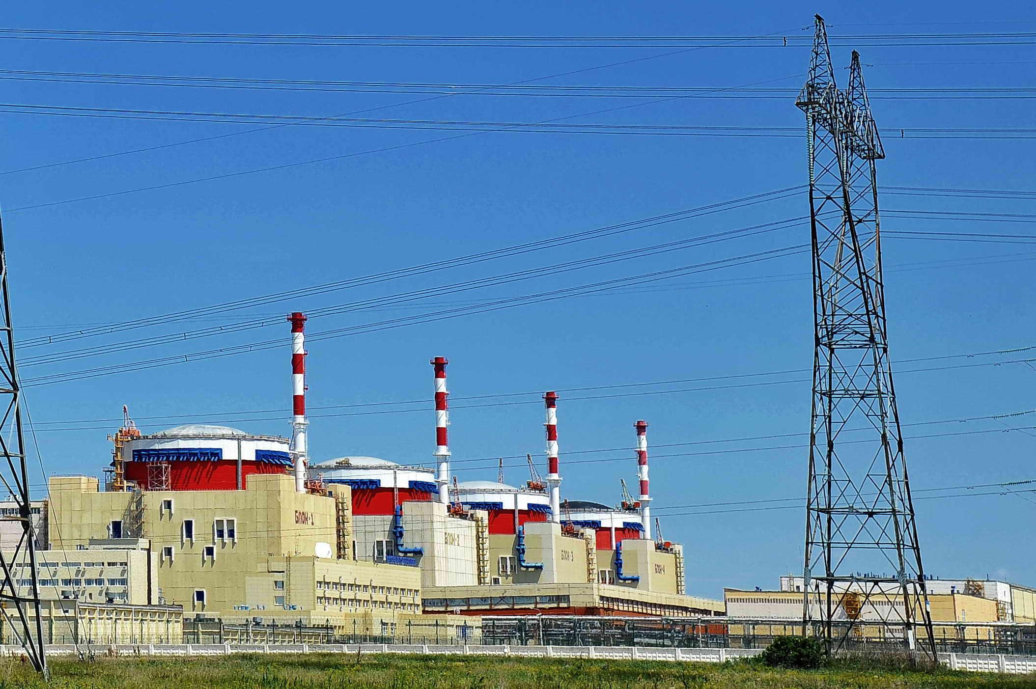 Ростовская АЭС: энергоблок №4 включен в сеть