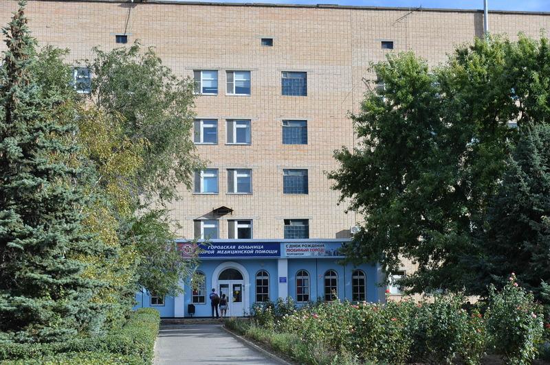 Первый «Бережливый стационар» появился в Донском регионе при поддержке Ростовской АЭС