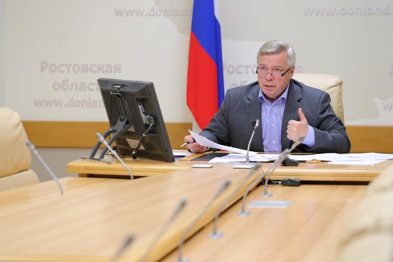 Василий Голубев: «Задача – увеличить количество ежедневных тестов на коронавирус»