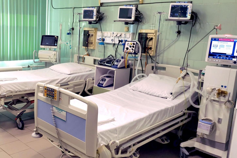 Начал работу ковидный моногоспиталь в Ростовской областной клинической больнице