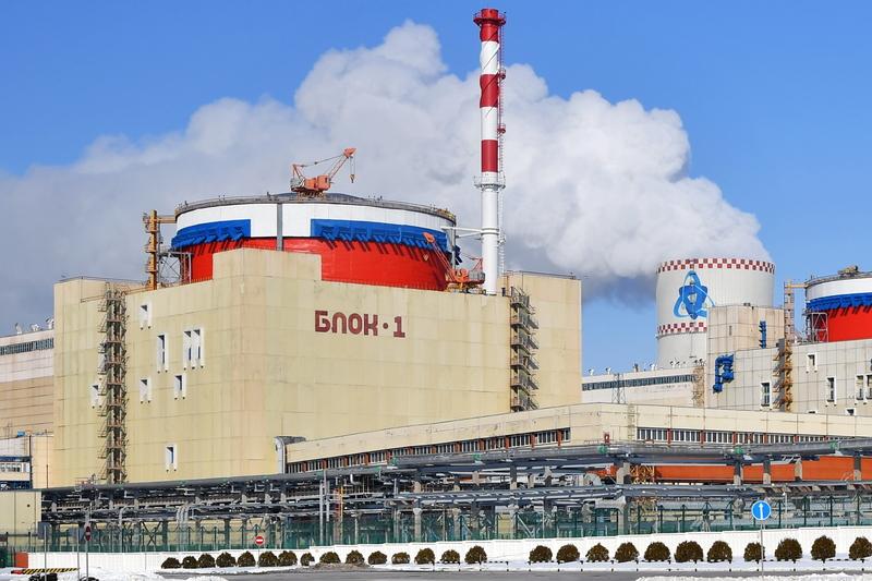 Ростовская АЭС: энергоблок №1 включен в сеть и работает на номинальной мощности