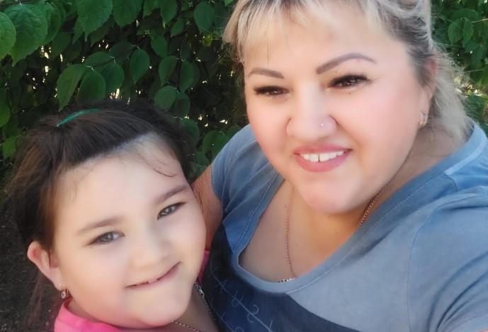 Бурова Софья становится участницей конкурса «Мамина улыбка»