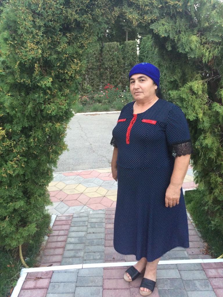 Джалилова Гульнара Шавкетовна