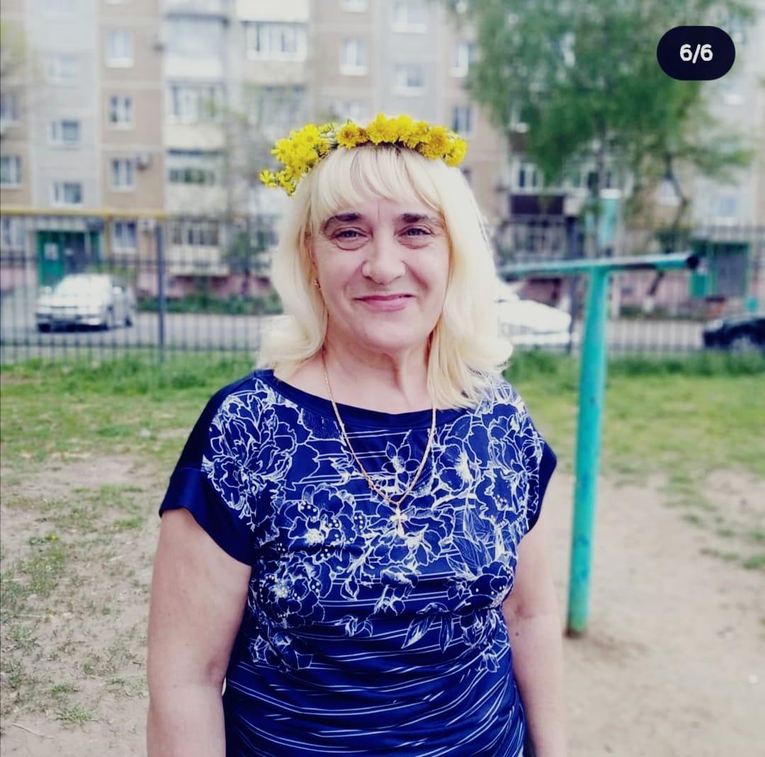 Семья Киреевых прислала фото своей мамы для участия в конкурсе
