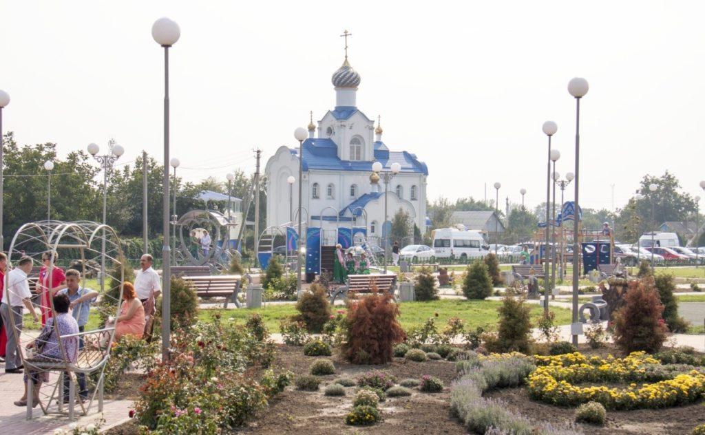 Набережная Романовская