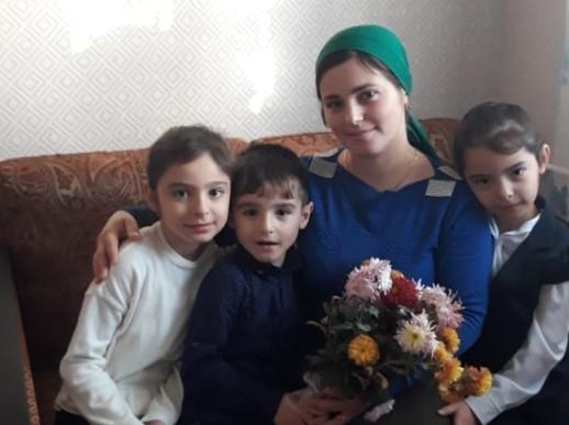 Аббасова Айша — новый конкурсант «Маминой улыбки»