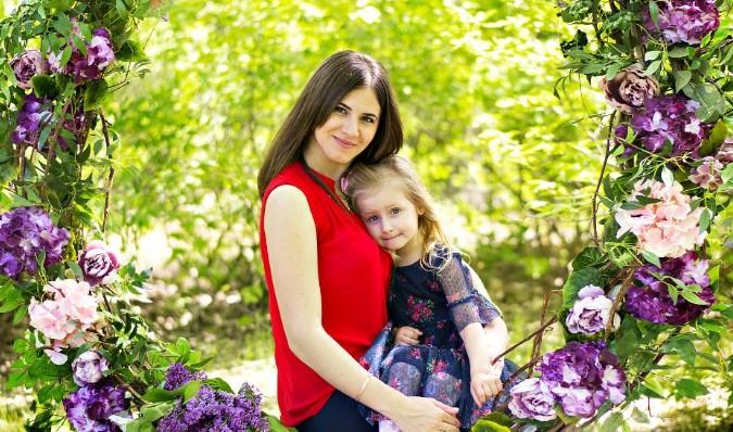 Дьякова Татьяна и её дочь присоединяются к конкурсу «Мамина улыбка»