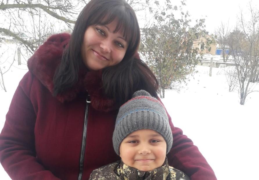 Для «Маминой улыбки» фотография Холостова Евгения