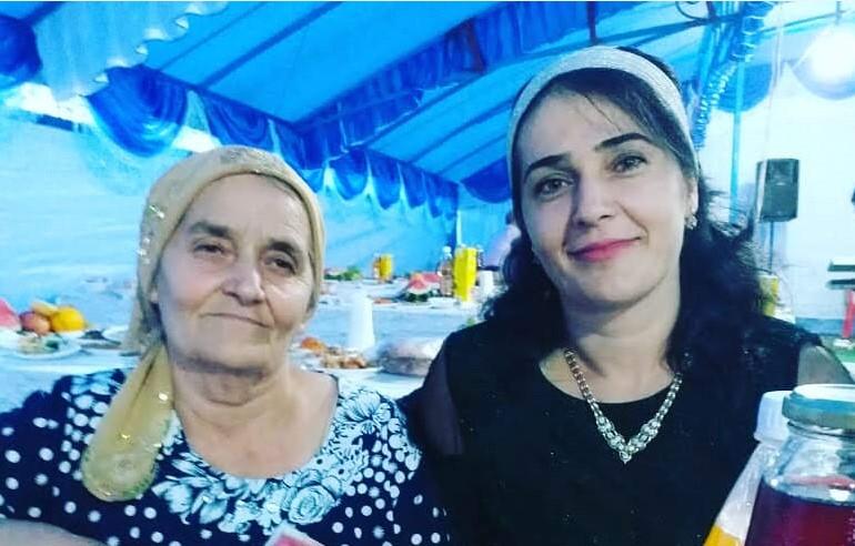 Хакиева Жамила присоединяется к конкурсу «Мамина улыбка»