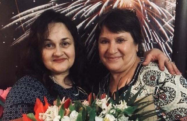 Коршунова Галина и её мама становятся участниками «Маминой улыбки»
