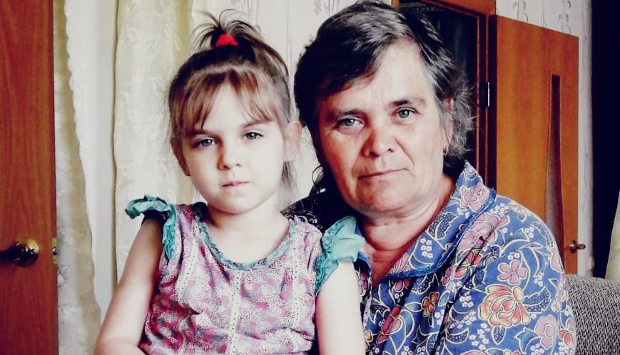 Елена Сорокина становится участником конкурса «Мамина улыбка»