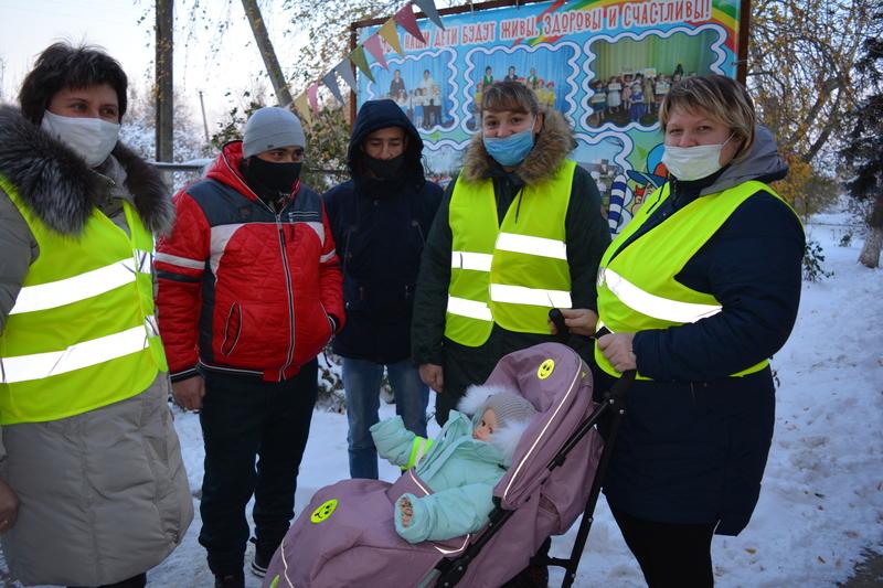Дети — участники дорожного движения: в «Вишенке» рассказали о безопасности на дороге