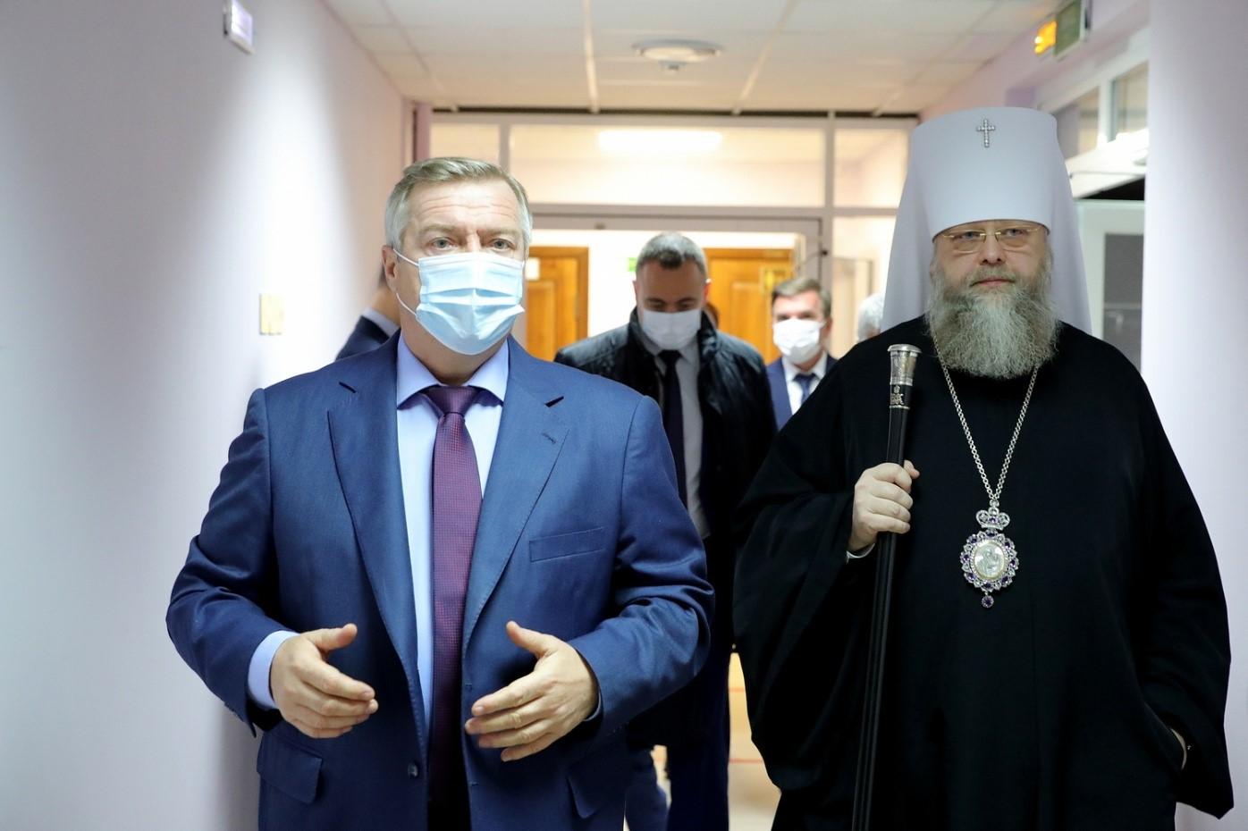 XXV Димитриевские образовательные чтения на Дону
