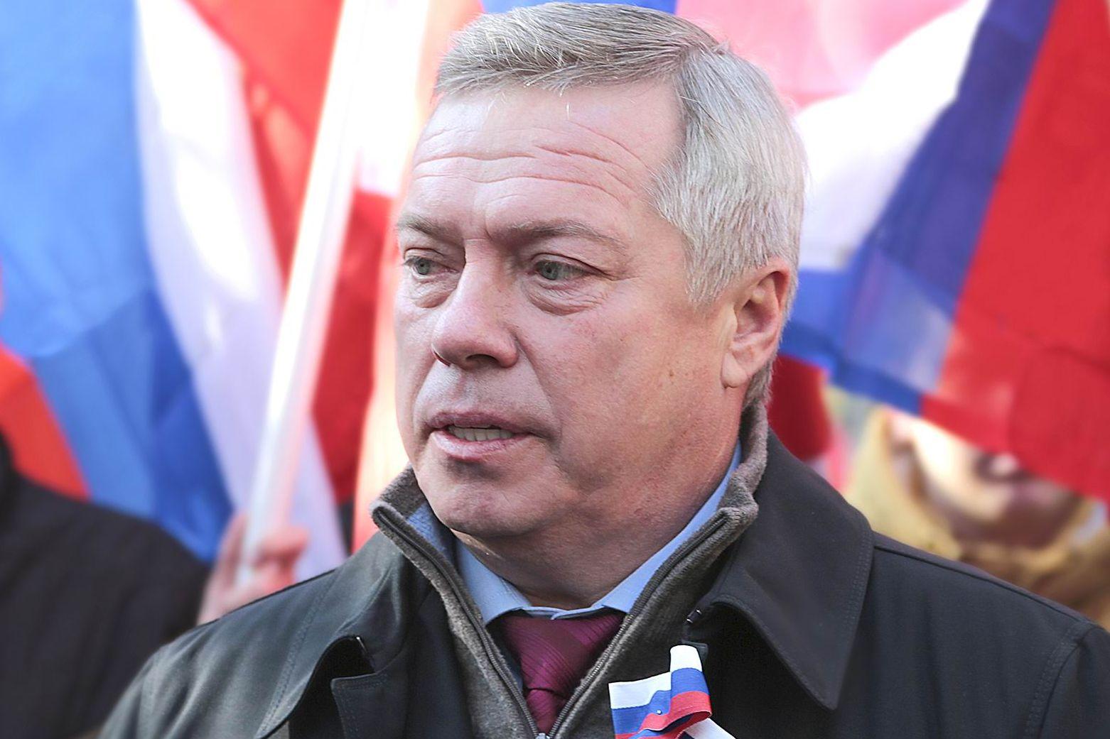 Поздравление Губернатора Ростовской области В.Ю. Голубева с Днем народного единства