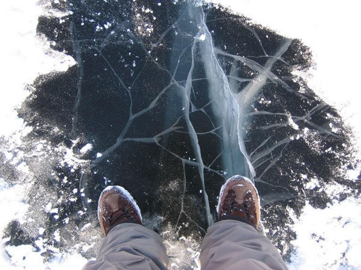 Управление ГО и ЧС напоминает жителям Волгодонского района о мерах безопасности на льду