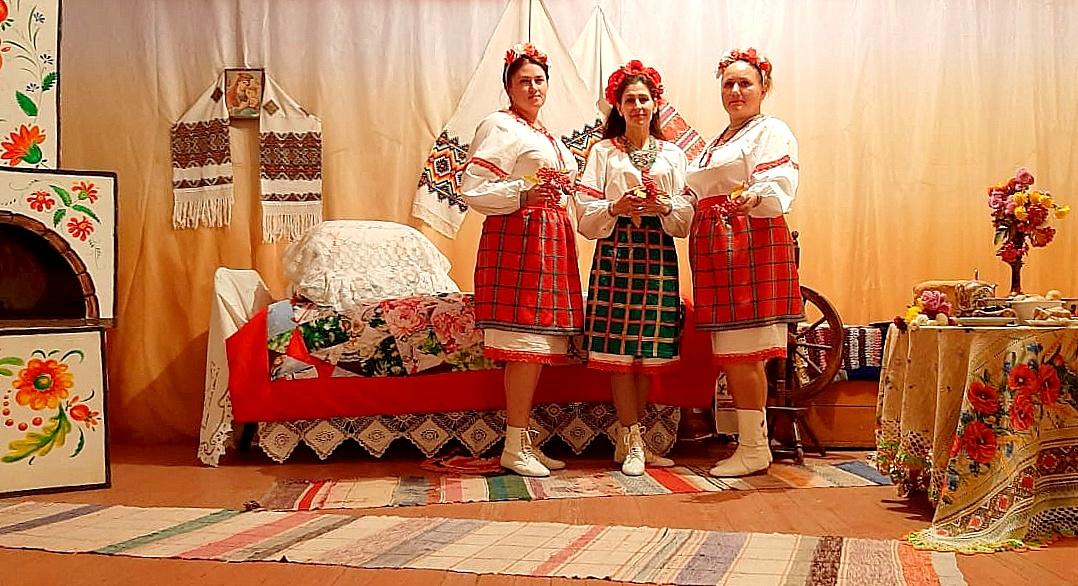 XI-й районный молодёжный конкурс-фестиваль национальных культур состоялся в Волгодонском районе