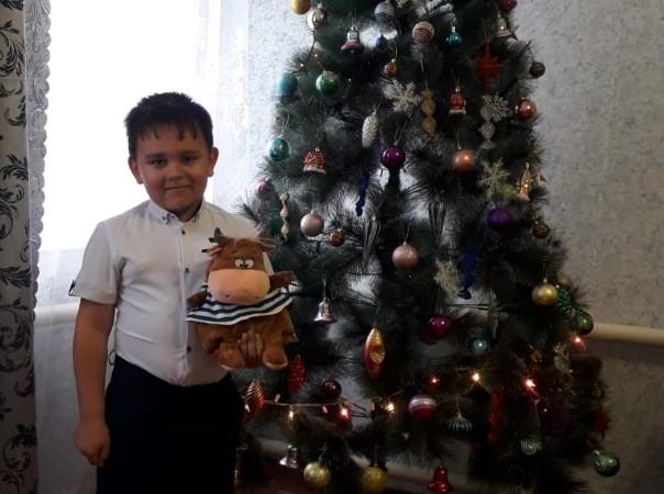 Холостова Светлана с сыном присоединяются к конкурсу «Я и символ 2021 года»