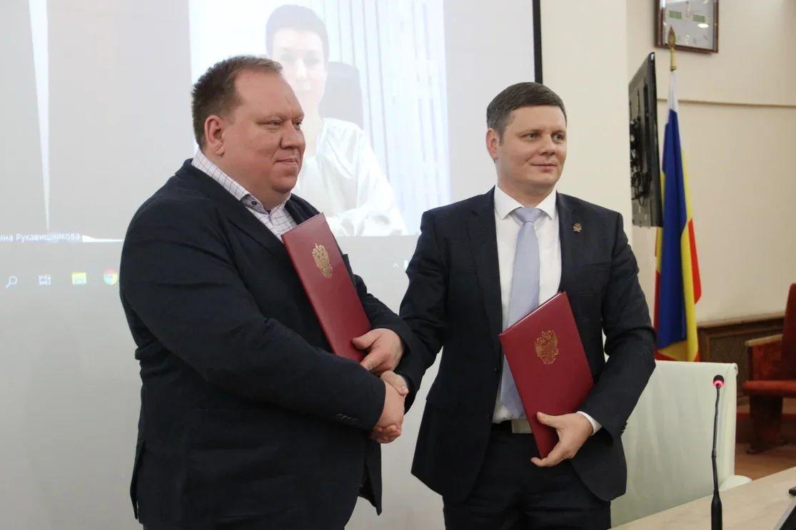 Донской вуз и МФЦ  подписали соглашение