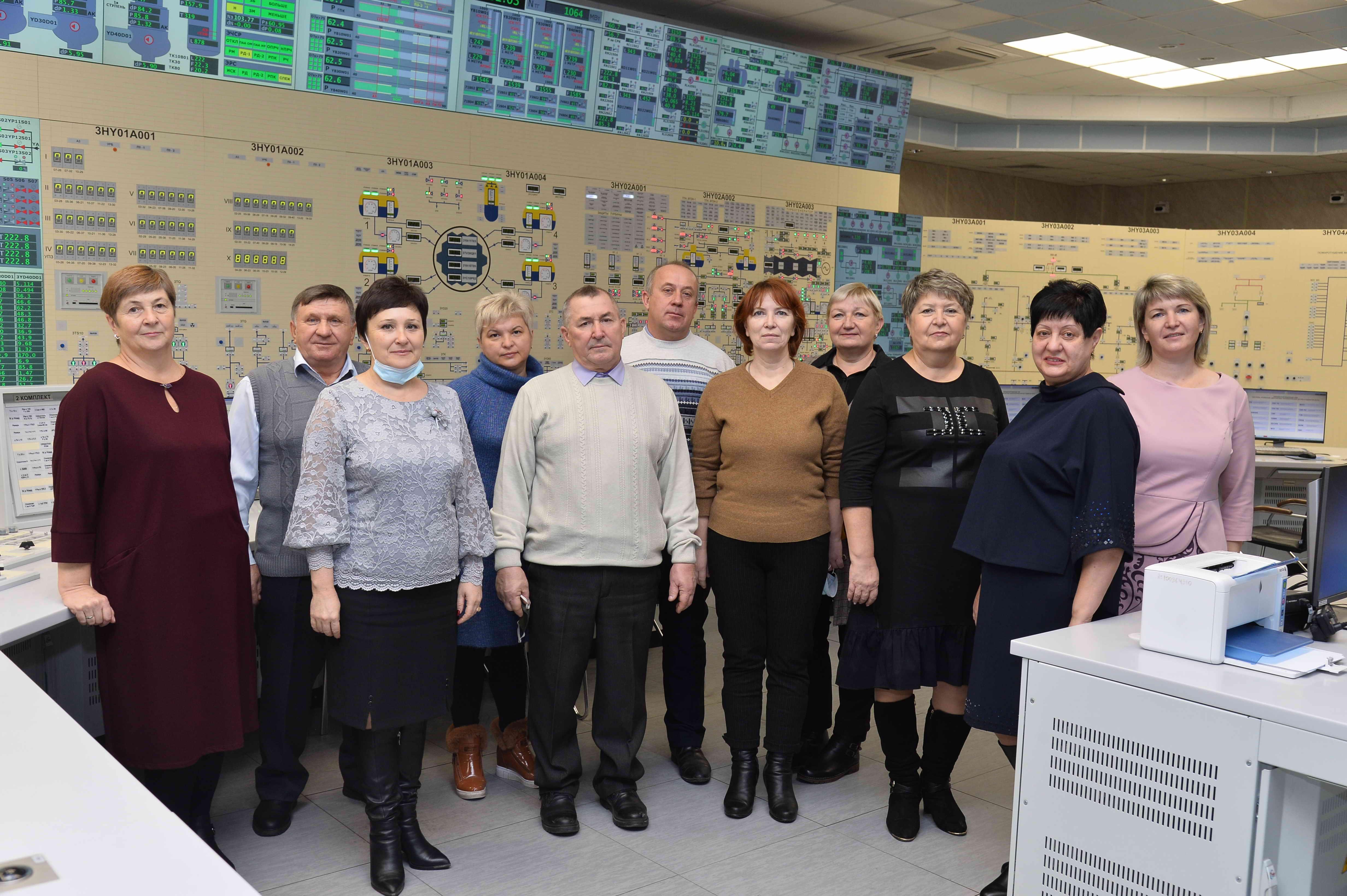 Ростовскую АЭС посетили депутаты Волгодонского и Цимлянского районов