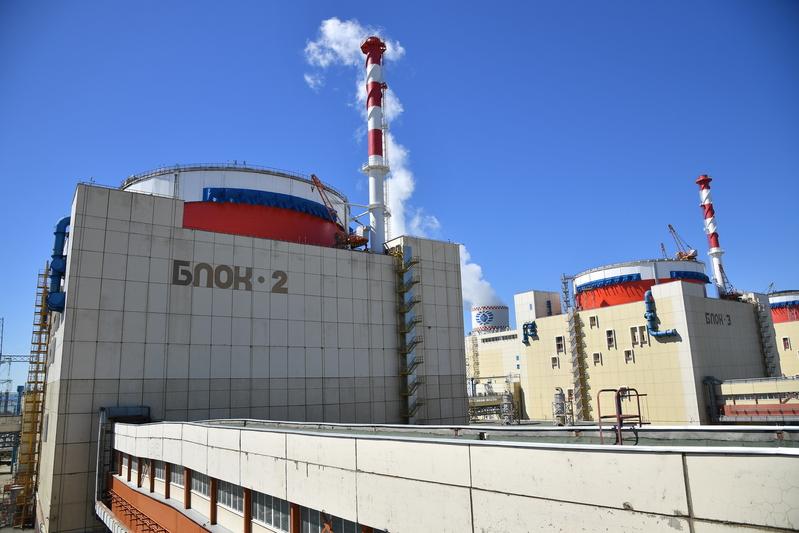Ростовская АЭС: Более 84,5 миллиардов кВт.ч электроэнергии выработал за первые 10 лет эксплуатации энергоблок №2