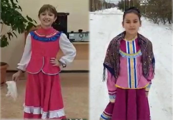 В Лагутнинском СДК организовали дистанционный конкурс «Разудалые казачки»