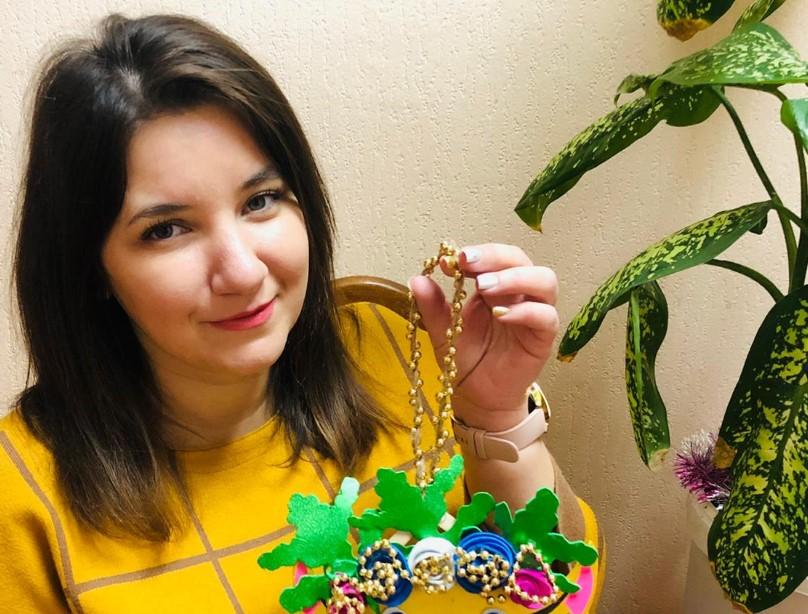 Наталья Шарко становится участником конкурса «Я и символ 2021 года»