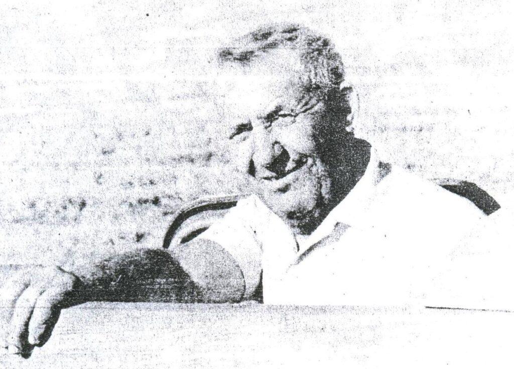 В.М. Немченко, водитель СХПК Потаповский