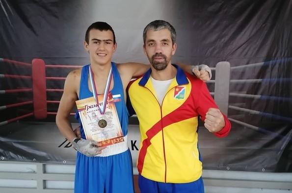 Боксер из Волгодонского района стал победителем Всероссийского турнира Ставропольского края